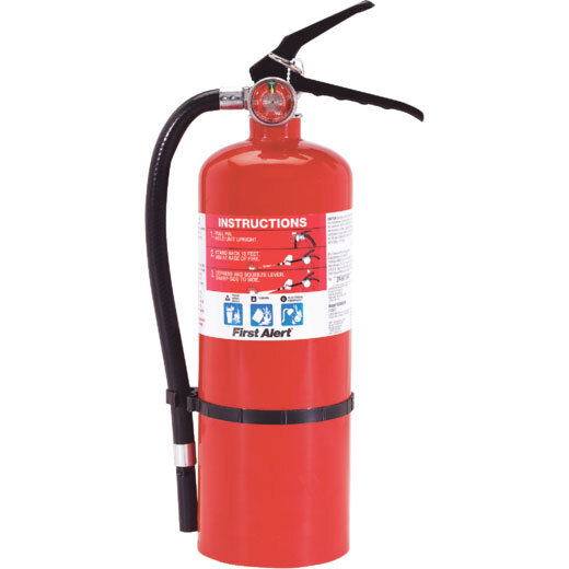 Fire Extinguishers & Accessories