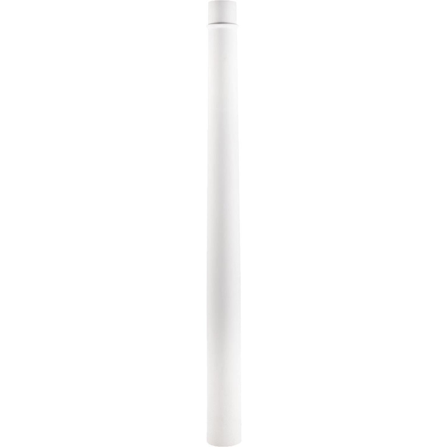Crown Column 8 In. x 8 Ft. Unfinished Round Fiberglass Column Image 3