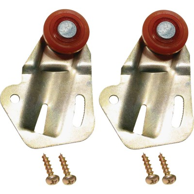 Johnson Hardware 3/4 In. x 1/16 In. Universal Replacement Hangers (2-Count)