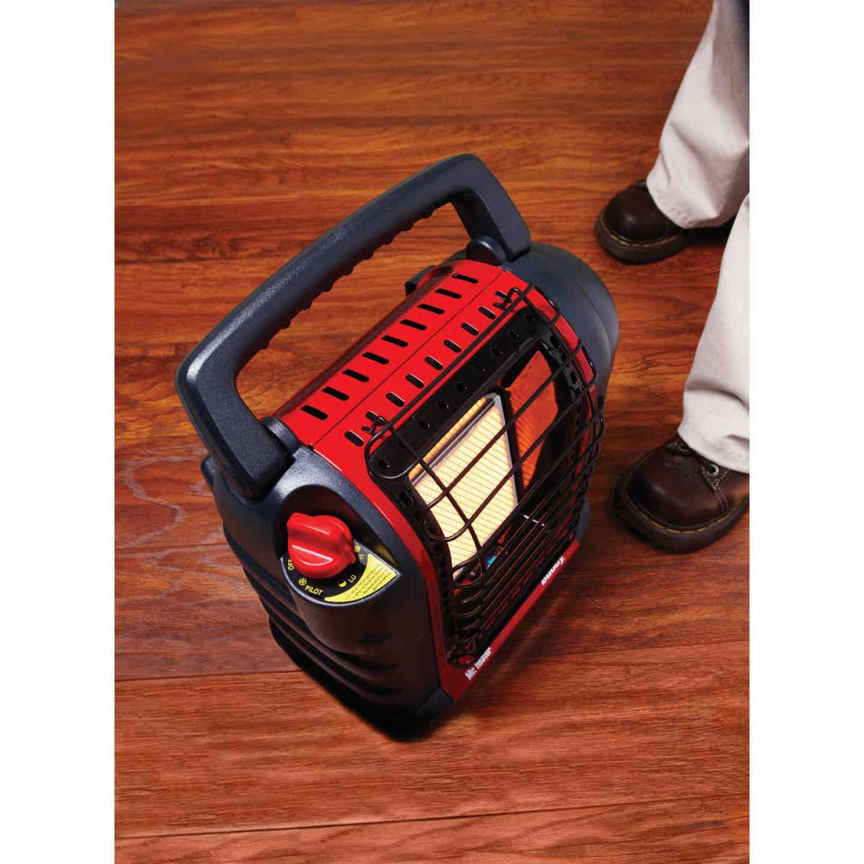 MR. HEATER 9000 BTU Radiant Portable Buddy Propane Heater Image 4