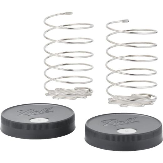 Ball Lid & Spring Fermentation Replacement Kit (4 Piece)