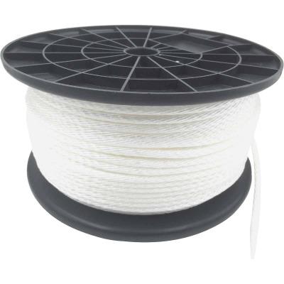 Do it 5/16 In. x 350 Ft. White Braided Nylon Rope