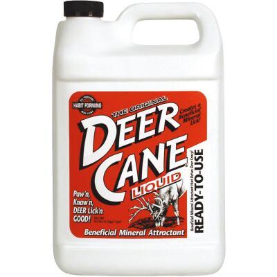 Deer Cane 1 Gal. Liquid Deer Mineral Attractant